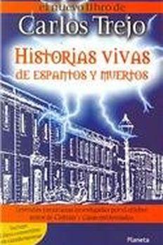 Historias Vivas De Espantos Y Muertos book cover
