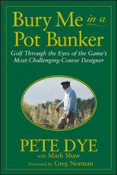 Bury Me in a Pot Bunker book cover