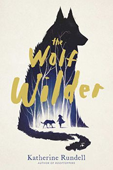 The Wolf Wilder book cover