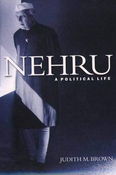 Nehru book cover