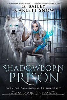 Shadowborn Prison book cover