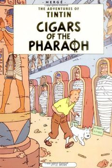 Cigars of the Pharaoh book cover