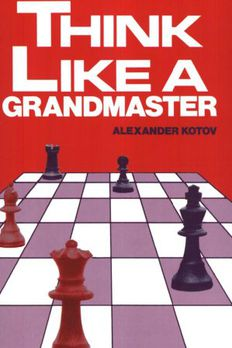 Think Like A Grandmaster book cover