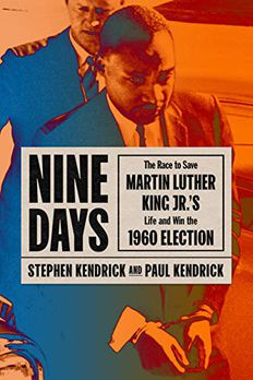Nine Days book cover