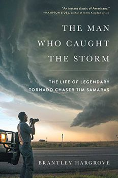 The Man Who Caught the Storm book cover