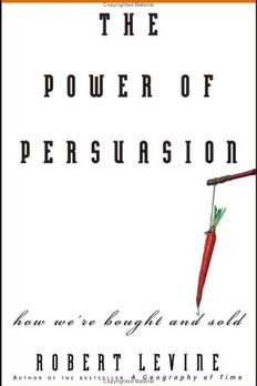 The Power of Persuasion book cover
