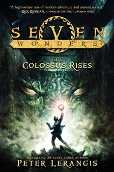The Colossus Rises book cover