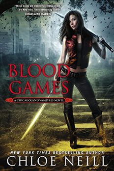 Blood Games book cover