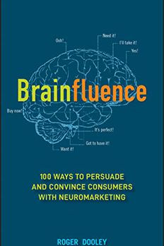 Brainfluence book cover