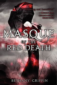 Masque of the Red Death book cover
