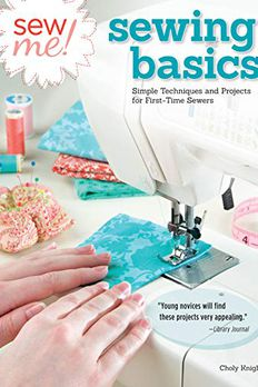 Sew Me! Sewing Basics book cover