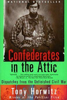 Confederates in the Attic book cover