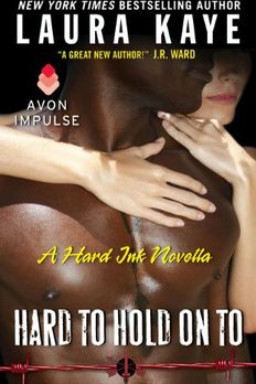 Hard to Hold on To book cover