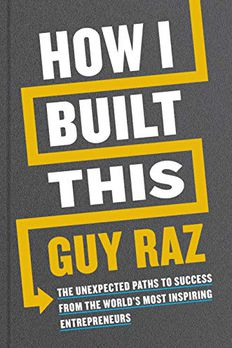 How I Built This book cover