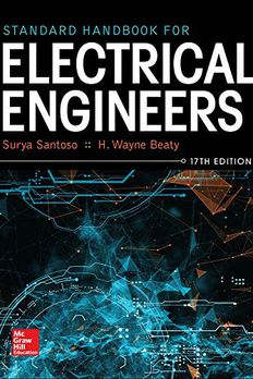 Standard Handbook for Electrical Engineers, Seventeenth Edition book cover