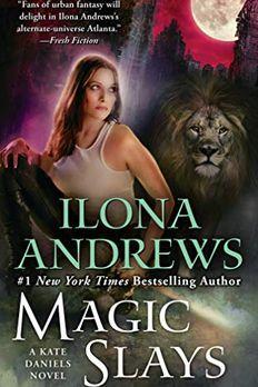Magic Slays book cover