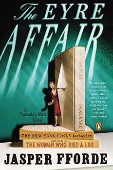 The Eyre Affair book cover