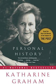 Personal History book cover