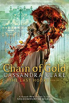 Chain of Gold book cover