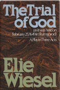 The Trial of God book cover