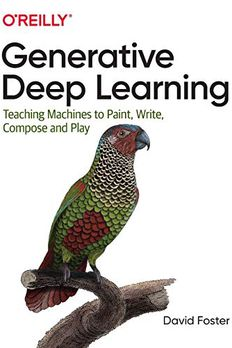 Generative Deep Learning book cover