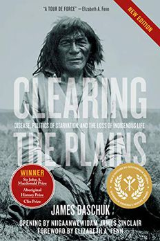 Clearing the Plains New Edition book cover
