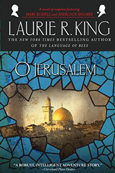 O Jerusalem book cover