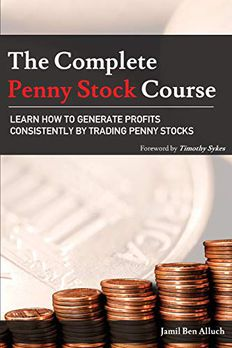 The Complete Penny Stock Course book cover