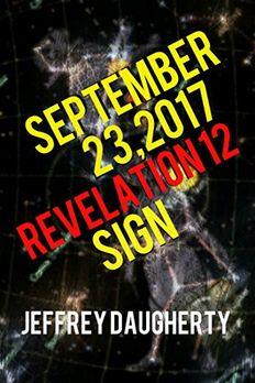 SEPTEMBER 23, 2017 REVELATION SIGN book cover