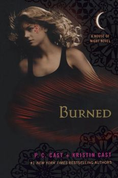 Burned book cover