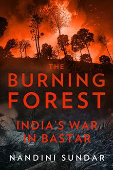 The Burning Forest book cover