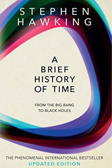 Brief History of Time book cover