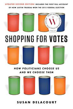 Shopping for Votes book cover