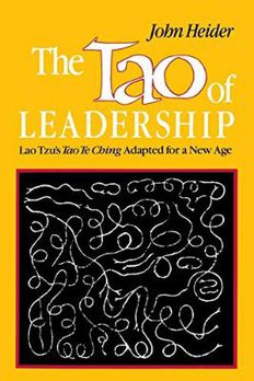 The Tao of Leadership book cover