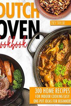 Dutch Oven Cookbook book cover