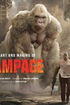 The Art and Making of Rampage book cover