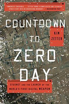 Countdown to Zero Day book cover