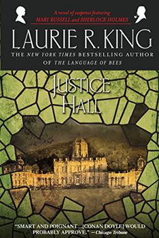 Justice Hall book cover
