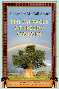 The Miracle at Speedy Motors book cover