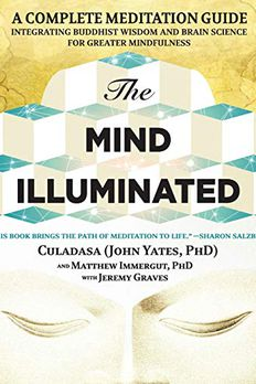 The Mind Illuminated book cover
