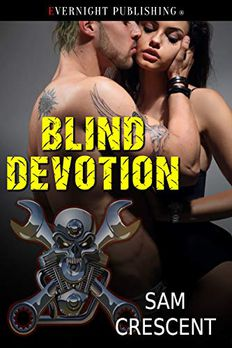 Blind Devotion book cover