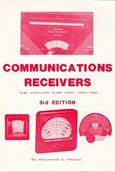 Communications receivers book cover