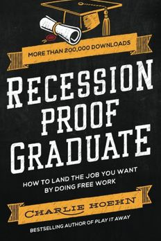 Recession Proof Graduate book cover