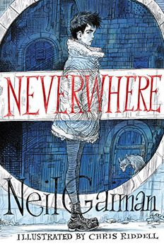 Neverwhere Illustrated Edition book cover