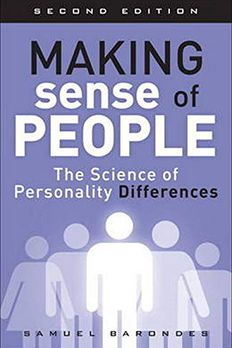 Making Sense of People book cover