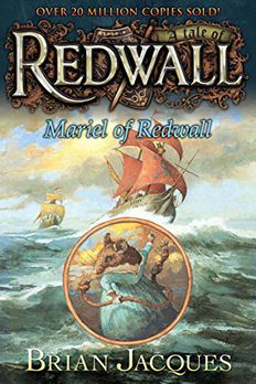 Mariel of Redwall book cover