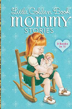 Little Golden Book Mommy Stories book cover