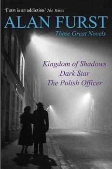 Kingdom of Shadows / Dark Star / The Polish Officer book cover
