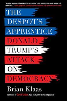 The Despot's Apprentice book cover