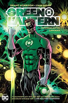 The Green Lantern Vol. 1 book cover